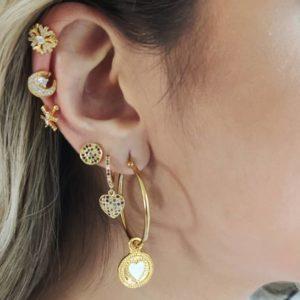 Ear Cuff  Nieve